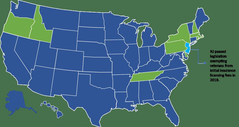 Veterans Reimbursement Map-Updated