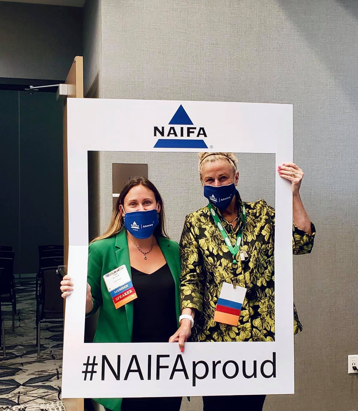 NAIFA-Iowa Conference Attendees