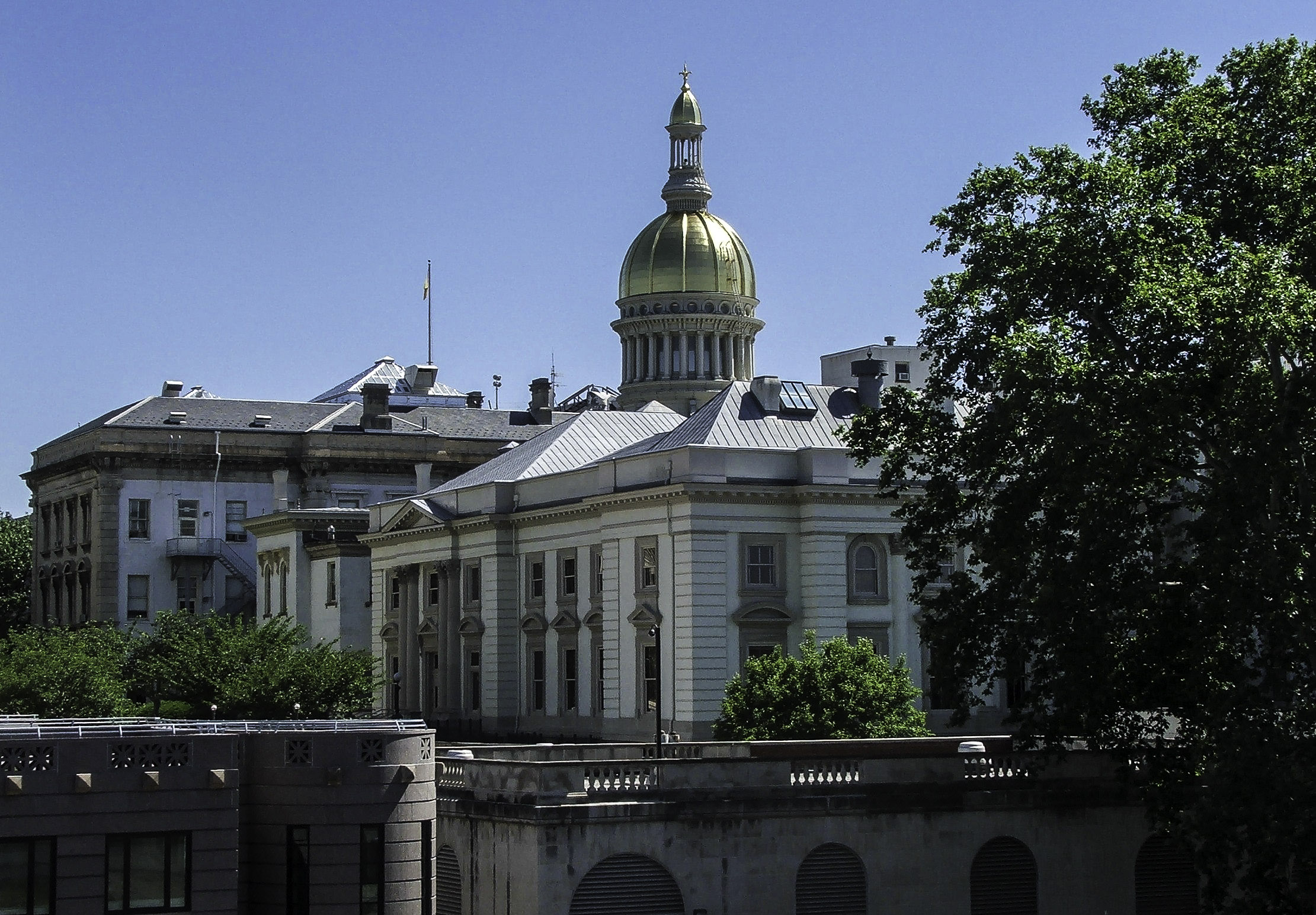NJ Statehouse