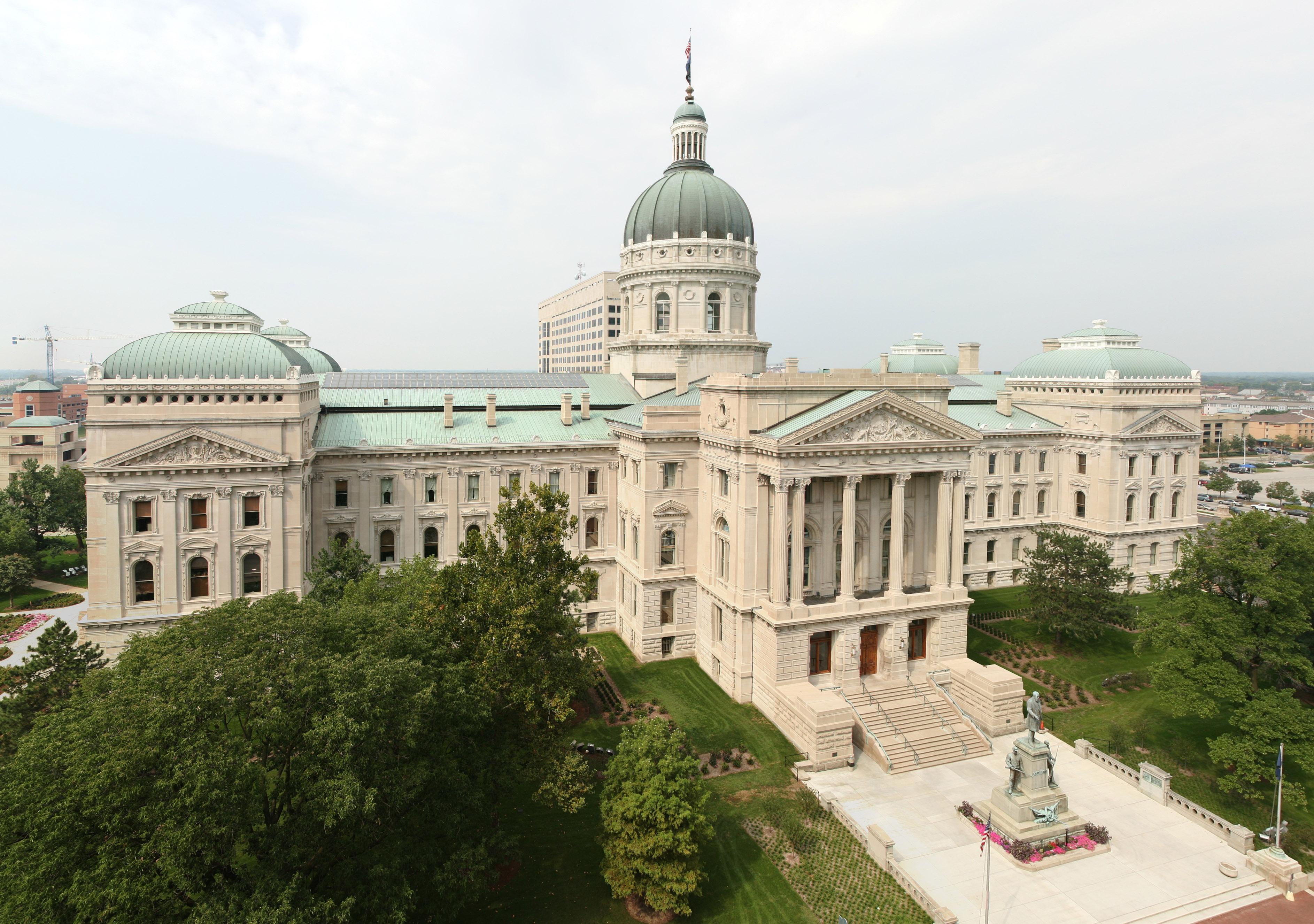Indiana Capitol