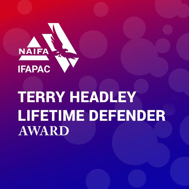 Terry Headley Award